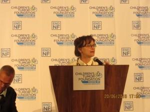 La dott.ssa Federica Chiara presenta la sua ricerca