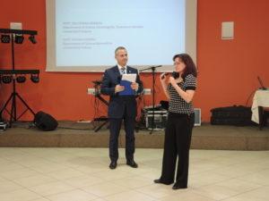 La dott.ssa Chiara ringrazia i soci del Club e li aggiorna sui progressi della ricerca