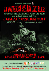 Serata blues Buccinasco